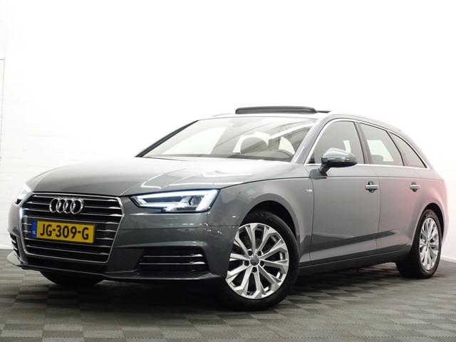 Audi A4 Avant 2.0 TFSI 191pk Ultra Pro Line S [S-Line] Autom, Pano, Navi, Xenon, Nw model!