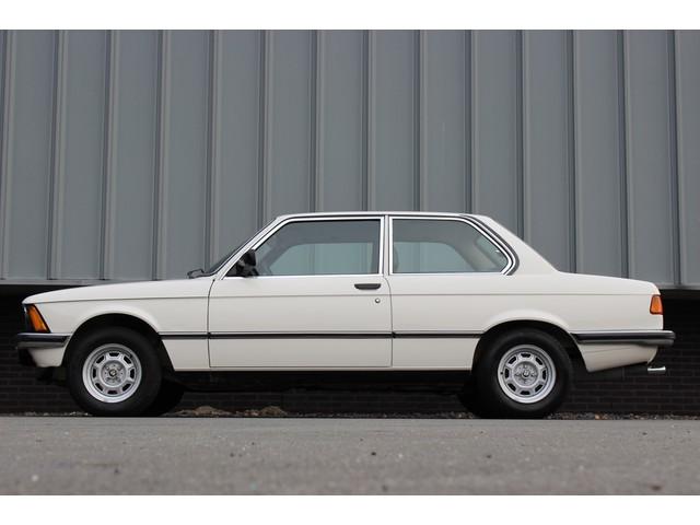 BMW 3 Serie E21 320 Coupe Origineel | 02-1981 Oldtimer |