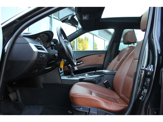 BMW 5 Serie 2.5 I 525i E61 Touring Executive M-pakket | 192 pk | Automaat |