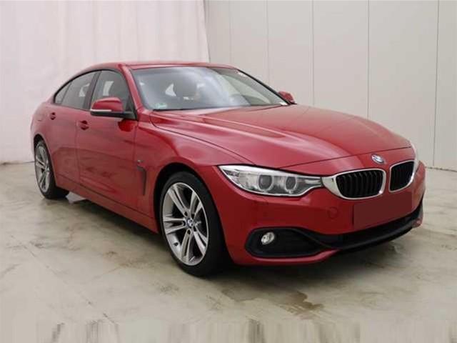 BMW 4 Serie Gran Coupe 418d *XENON+LEDER+NAVI+PDC+ECC+CRUISE*