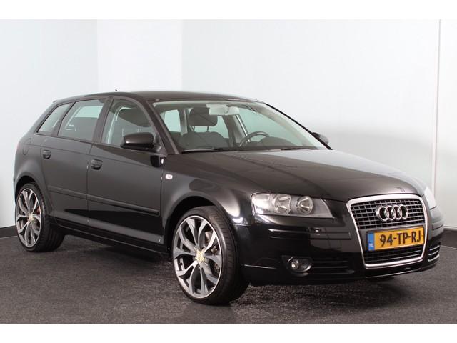 Audi A3 Sportback 2.0 TFSI Ambition | Automaat | NAV | ECC | Cruise | LM