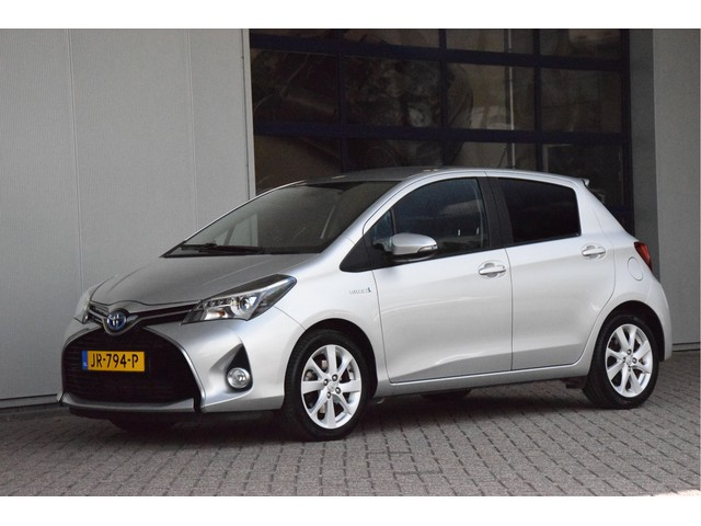 Toyota Yaris 1.5 Hybrid Aspiration camera clima mf-stuur