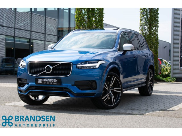 Volvo XC90 2.0 T8 Twin Engine AWD R-Design-Ex Btw -B&W-14000 Km- Trekhaak-