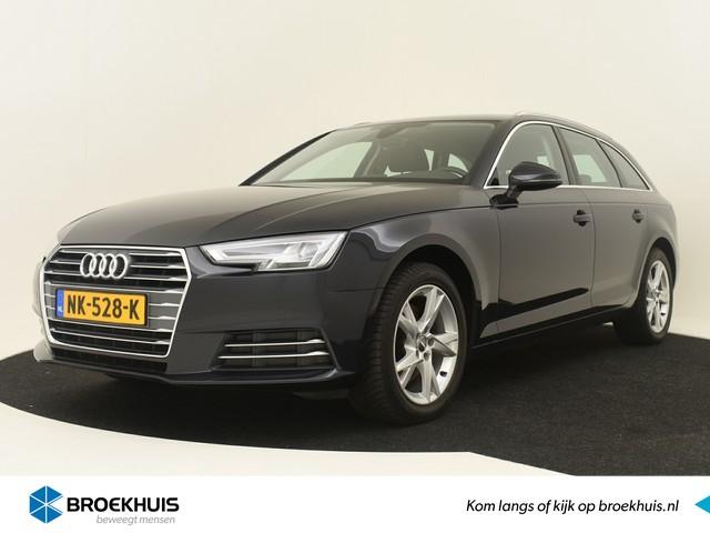 Audi A4 Avant 1.4 150PK TFSI S-TRONIC AUT. Lease Edition ! NAVI | DEALEROND. | DRIVE SELECT. | ELECT. ACHTERKLEP | LED KOPLAMPEN