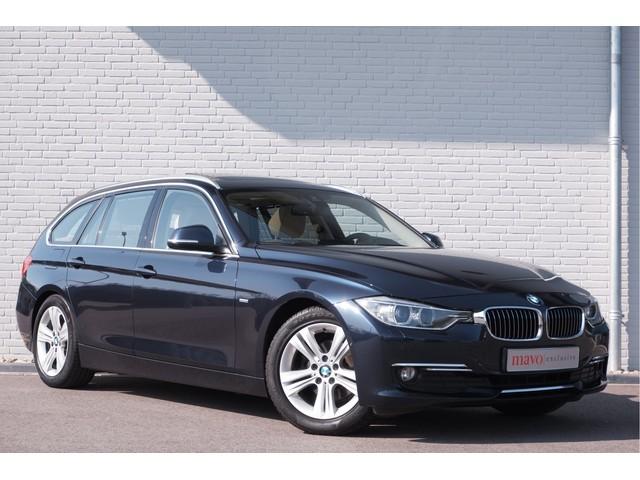 BMW 3 Serie Touring 320d High Executive, Luxery, Xenon, Leer, Camera, Schuifd, Vol Opties.