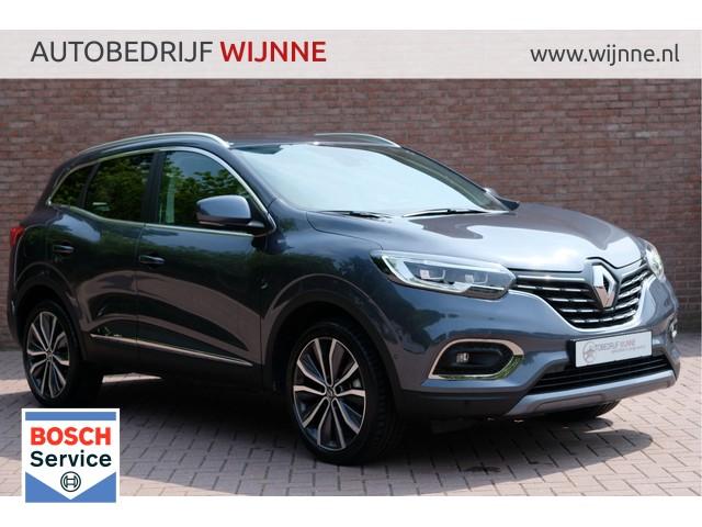 Renault Kadjar 1.3 TCe 140pk 6-bak Intens | R-Link Navi | Leder | LED | Camera