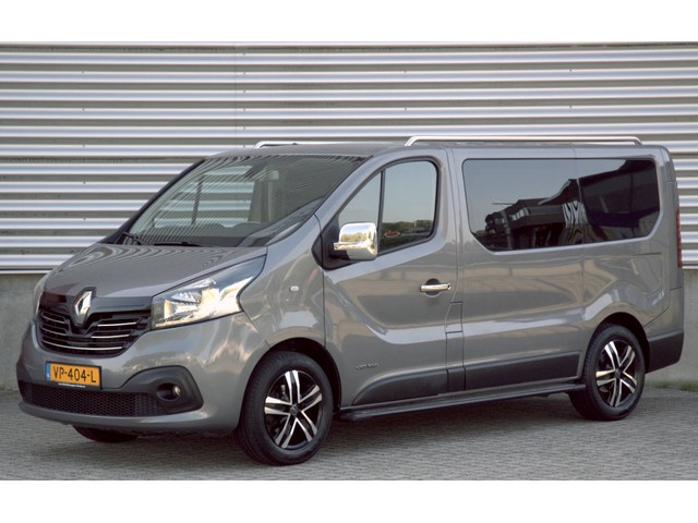 Renault Trafic 1.6 dCi T29 L1H1 Turbo2 dubbele cabine