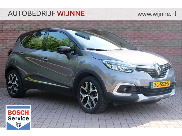Renault Captur 0.9 TCe 90pk Intens | Navi | Climate | Cruise