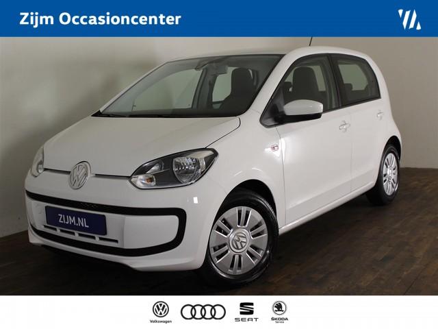 Volkswagen up! 1.0 move up! BlueMotion   Airco   Elek. ramen voor   5-Deurs   NL-auto   Dealer onderhouden   BTW-verrekenbaar  