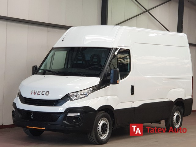 Iveco Daily Iveco Daily 35S14 140PK L1H2 3500KG TREKVERMOGEN AIRCO CRUISE CONTROL