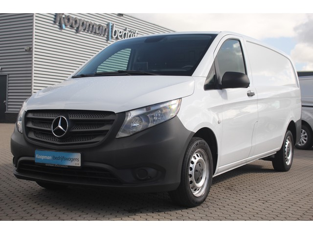 Mercedes-Benz Vito 109 CDI L2H1 | Parrotkit | Achteruitrijcamera | Airco | Multimedia  | Lease 192,- p m