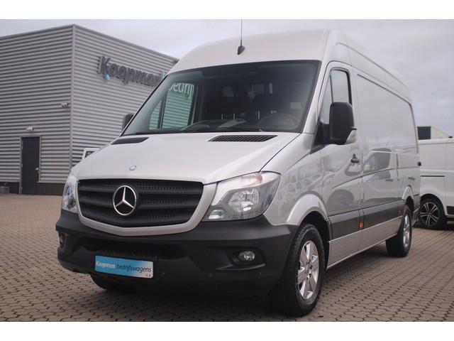 Mercedes-Benz Sprinter 313 2.2CDI 130pk 366 HD L2H2 | Trekhaak | Cruise | PDC | Airco | Lichtmetaal | Lease 321,- p m