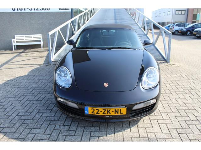 Porsche Boxster 2.7 Tiptronic Navigatie Climate controle Cruise controle Lederen bekleding+stoelverwarming