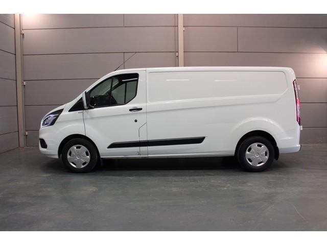 Ford Transit Custom € 194,- p m* 2.0 TDCI 131 pk Trend L2H1 Airco Cruise PDC
