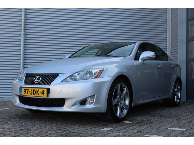 Lexus IS 250 2.5 V6 208PK AUT Business [ NAVI+TREKHAAK+CLIMAAT+CRUISE ]