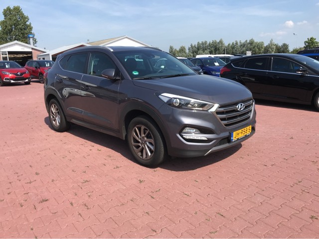 Hyundai Tucson 1.6 GDi 132pk 6-bak Comfort | Navi | Camera | Climate | 1e eigenaar