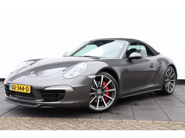 Porsche 911 Cabrio 3.8 Carrera 4S | 400 PK | SPORTCHRONO | NAVI | LEDER | CRUISE | CLIMATE | LMV |