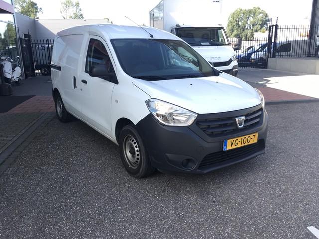 Dacia Dokker 1.6 APK BENZINE! 16-7-2021