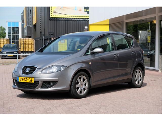 Seat Altea 2.0 FSi 150pk Auto. Stylance | 1e eigenaar | Clima | Trekhaak