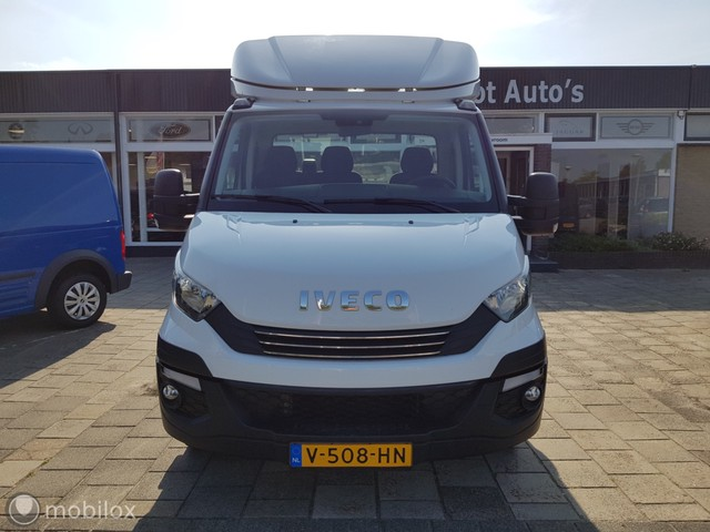 Iveco Daily Chassis Cabine 35C16D 2.3 375 , Automaat, Luchtv