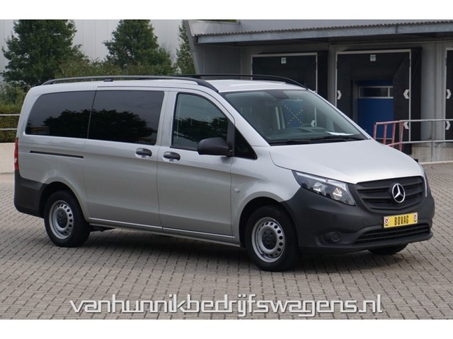 Mercedes-Benz Vito 116 CDI Lang Dubbel Cabine Automaat Airco Cruise Navi Comfort Bank!! NR. G5154