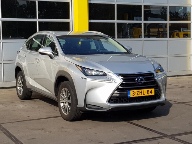 Lexus NX 300h AWD 25th Edition AUT. *LED+LEDER+NAVI+PDC+ECC+CRUISE*