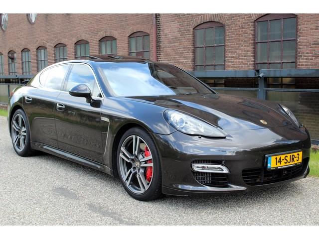 Porsche Panamera 4.8 Turbo V8 PDK Sportchrono Voll. gedocumenteerd