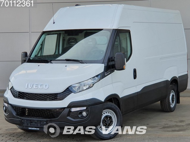 Iveco Daily 35S17 3.0 170PK Automaat Standkachel L2H2 12m3 Airco Trekhaak Cruise