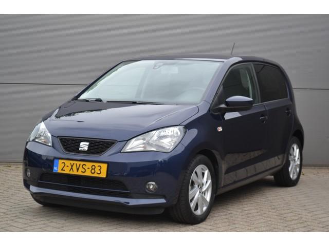 Seat Mii 1.0 5-Deurs Sport Dynamic, Airco, Stoelverwarming, Dealeronderhouden, LMV