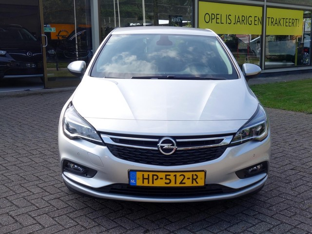 Opel Astra 1.0 Turbo 105pk Business+ 5-Deurs Airco Navi900 Cruise PDC