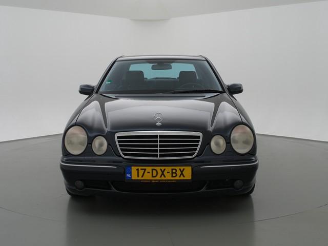Mercedes-Benz E-Klasse 55 AMG 5.5 V8 354 PK SEDAN AUT. *ORIGINEEL NEDERLANDS*