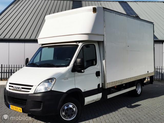 Iveco Daily 40 C 12 D 410 Meubelbak Laadlift zijdeur