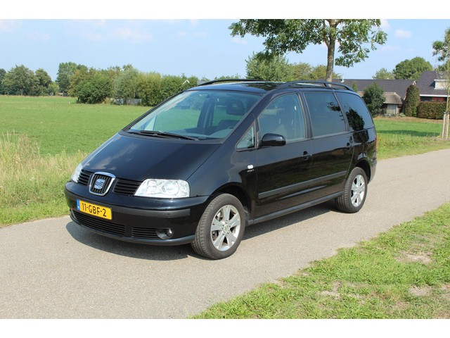 Seat Alhambra 1.8-20VT Businessline 7-persoons Automaat