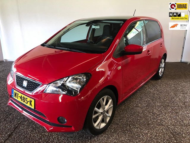 Seat Mii 1.0 Sport Connect Airco, LM, PDC