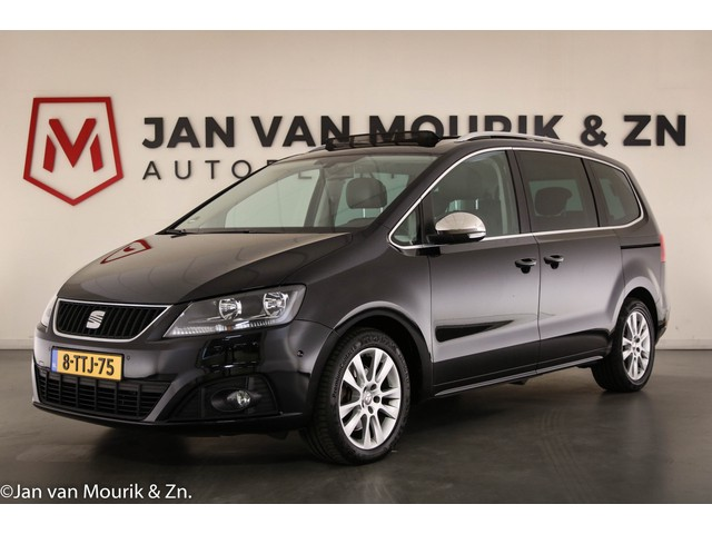 Seat Alhambra 1.4 TSI Businessline Executive 7p | PANORAMADAK | LEDER | NAVI | CAMERA