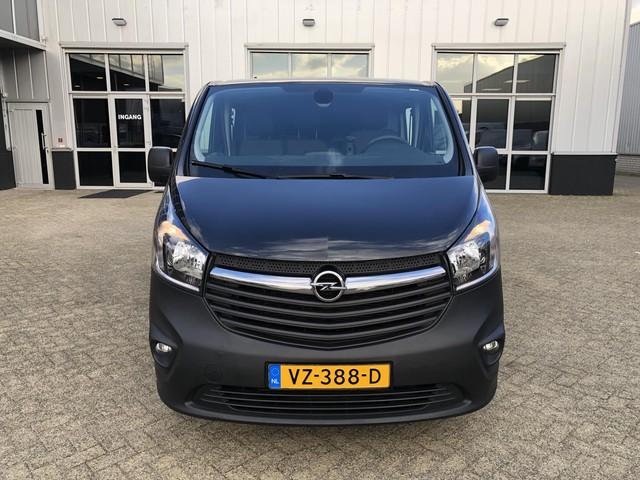 Opel Vivaro 1.6 CDTI L2H1 Dub Cab Edition (Airco Navi Bluetooth)
