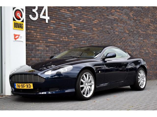 Aston Martin DB9 5.9 V12 Touchtronic