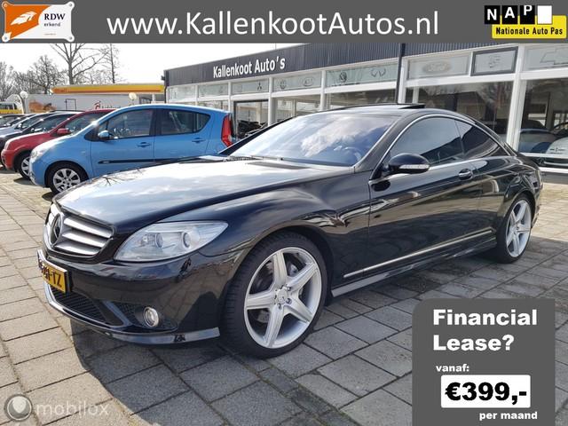 Mercedes-Benz CL-Klasse 500 AMG Pakket, Bom vol !!