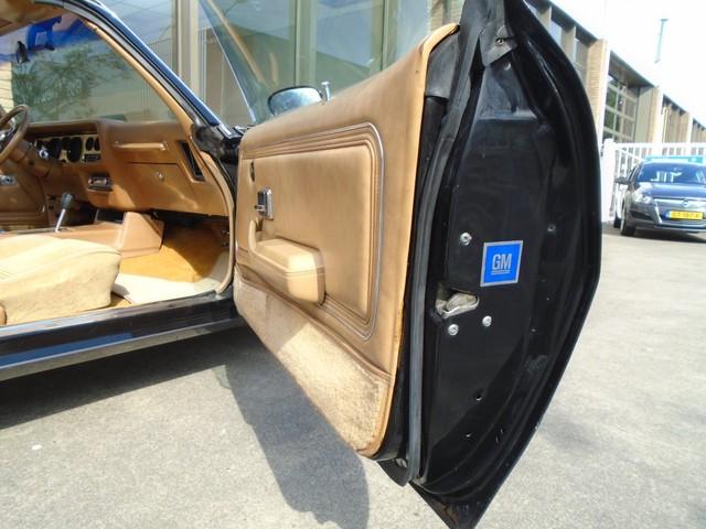 Pontiac Firebird FORMULA 455 Cu Targa Originele Nederlandse Auto