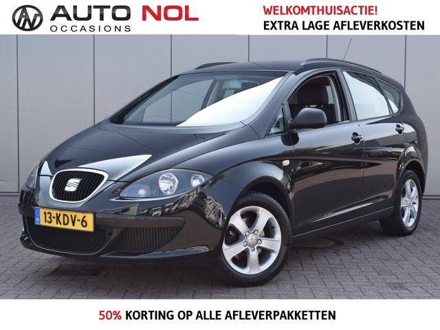 Seat Altea XL 1.6 Reference Airco Parrot Lm16'' Centrale vergr
