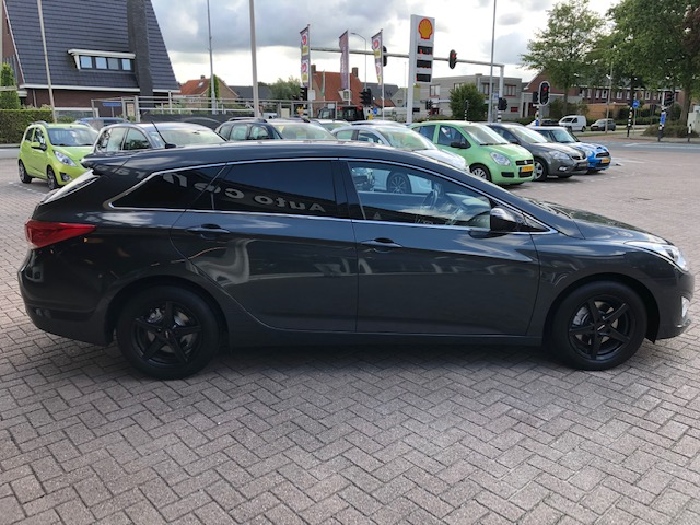 Hyundai i40 Wagon 1.6 GDI Blue Business Edition   Cruise ctr   Xenon   Nw.banden+velgen   Led   Pdc   Multi.f.sw   M.l   Lmv   Vol optie's!