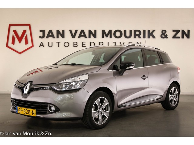 Renault Clio Estate 1.5 dCi ECO Night&Day   AIRCO   CRUISE   NAVI   R-LINK   INTRODUCTION PACK   PDC