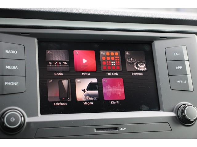 Seat Ateca 1.0 EcoTSI Reference Snelheidslimiet, Airco, Bluetooth, Multif. stuur, SD, Stoelverwarming