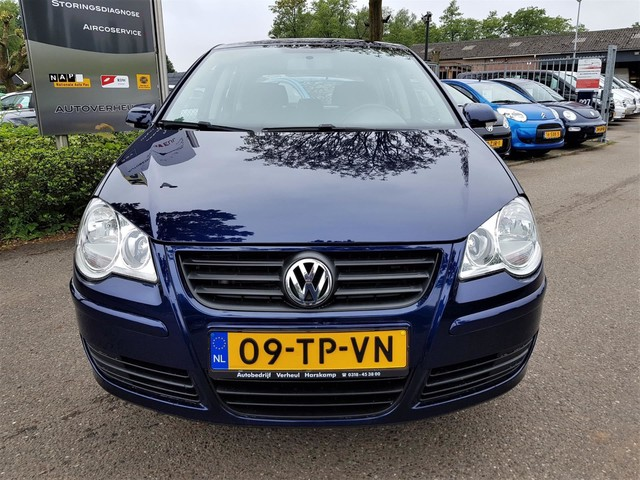Volkswagen Polo 1.4-16V Optive 5 Drs Airco Boekjes Nap