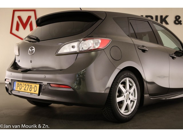 Mazda 3 2.0 DiSi GT-M Line | CLIMA | CRUISE | RVM | I-STOP | DSC | AFS