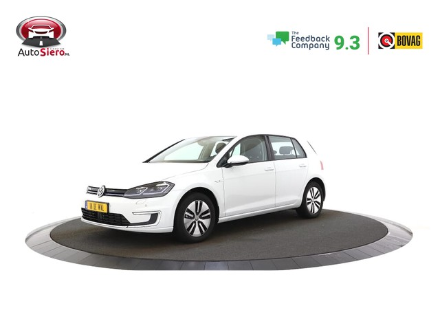 Volkswagen Golf E-Golf aut. Navigatie Warmtepomp