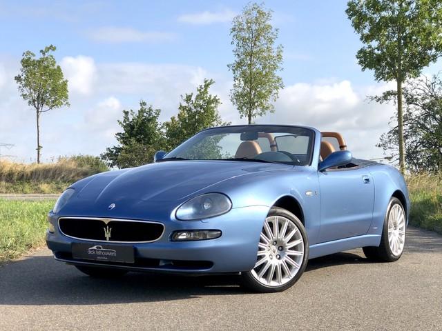 Maserati Spyder 4.2 GT CAMBIOCORSA   100% HISTORIE .