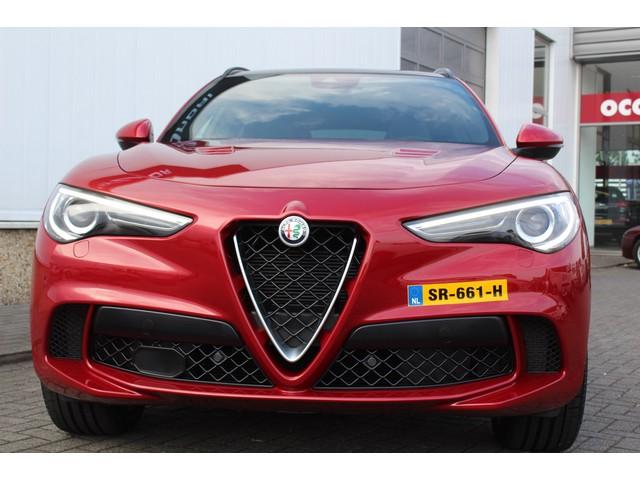 Alfa Romeo Stelvio 2.9 V6 510pk AT AWD Quadrifoglio