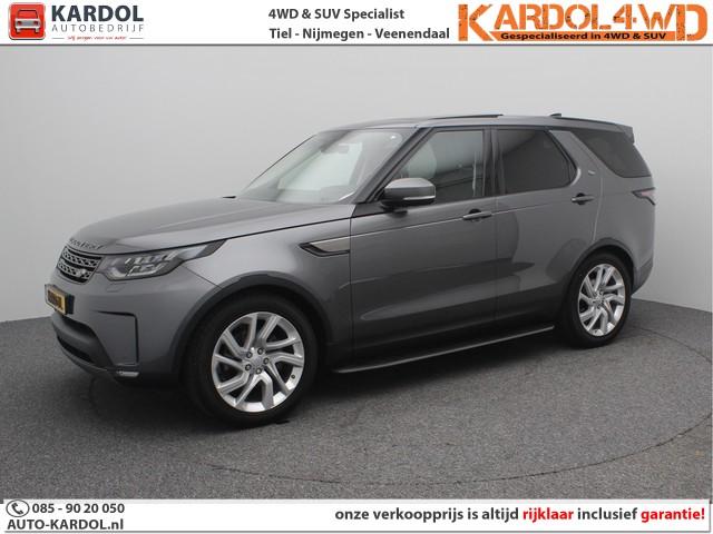 Land Rover Discovery Si4 SE automaat 2-zits Grijs Kenteken   Rijklaarprijs   Schuif kantel dak   LM 21