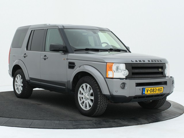 Land Rover Discovery 2.7 TdV6 HSE Commercial Van